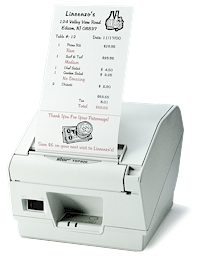TSP847RX Prescription Printer - TSP800 Series